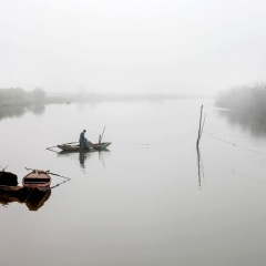"""Đi biển mùa sương - """"cuộc chơi"""" thú vị của ngư dân Hà Tĩnh"""