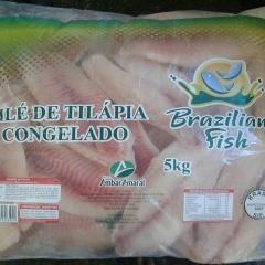Brazil có thể sẽ chiếm lĩnh thị trường cá rô phi đông lạnh tại Mỹ
