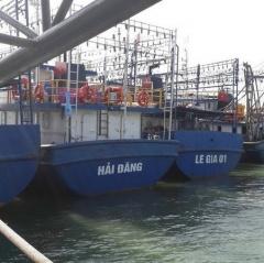 Gập ghềnh đường ra biển lớn: Gỡ khó cho tàu 67