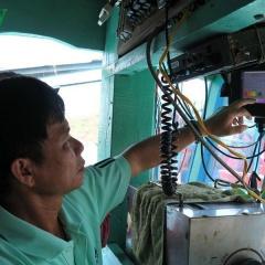 Lắp đặt hơn 1.000 bộ thiết bị giám sát tàu cá cho ngư dân Bình Định