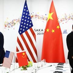 """Trung Quốc và Mỹ đạt thỏa thuận """"giai đoạn một"""" giảm thuế quan"""