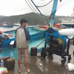 Cảng cá nhếch nhác thì mong gì có nghề cá hiện đại?