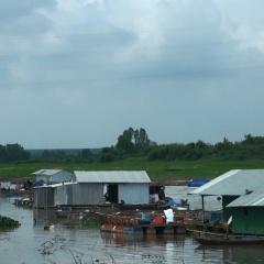 Ngổn ngang làng cá La Ngà