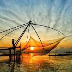 Dụng cụ nuôi trồng - nguồn lây truyền mầm bệnh cho tôm cá