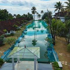 Vắng khách, Ấn Độ biến hồ bơi nghỉ dưỡng thành bể nuôi cá