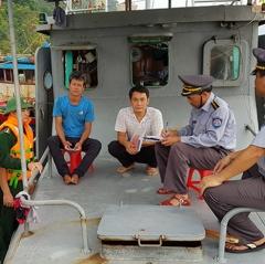 Hà Tĩnh kiên quyết đạt 100% tàu cá có chứng nhận VSATTP