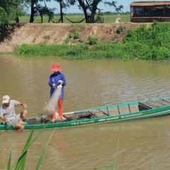 """Đồng bằng sông Cửu Long lo """"đói lũ"""""""