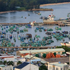 Kiên Giang: Hướng mạnh ra biển, làm giàu từ biển