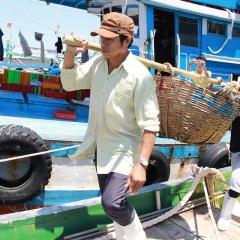 Sớm gỡ vướng cho tàu dịch vụ hậu cần thủy sản