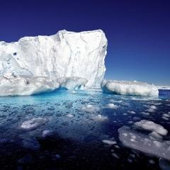 Băng biển Bắc Cực ở mức thấp kỷ lục trong tháng 10