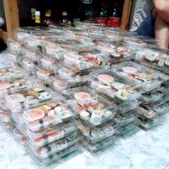 Dùng cá nước ngọt làm sushi, dễ nuốt phải ký sinh trùng