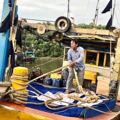 Nhiều bất cập trong quản lý tàu cá