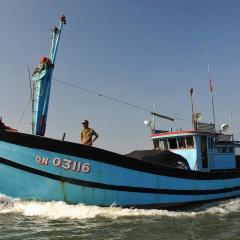 """Không gỡ được """"thẻ vàng"""" thủy sản nếu còn tàu cá vi phạm"""