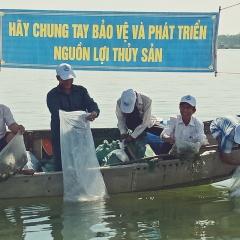 Luật Thủy sản: Chú trọng bảo vệ và phát triển nguồn lợi thủy sản