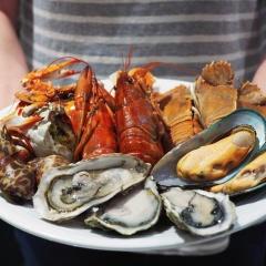 5 loại hải sản ngon - bổ - khỏe