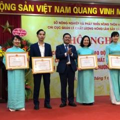 Hà Nội: Hơn 3.000 cơ sở sản xuất nông, lâm, thủy sản tham gia hệ thống truy xuất nguồn gốc