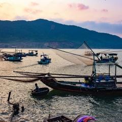 Thạch Kim giàu lên nhờ biển