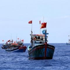 Bến Tre tập trung phát triển kinh tế biển