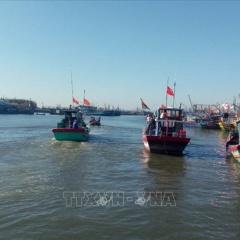Việt Nam nổ lực chống khai thác thủy sản bất hợp pháp