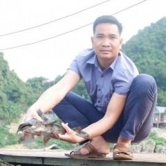 Khấm khá nhờ nuôi cá lồng kết hợp với làm du lịch