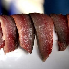 Gỏi cá trích Kỳ Lợi - món ăn dân dã, thử một lần sẽ khó quên!