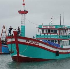 Xử lý tình trạng độ chế động cơ tàu cá
