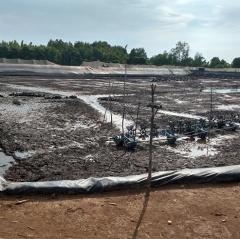 Hộ nuôi tôm được cấp giấy chứng nhận quyền sử dụng đất