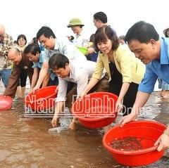 Gia tăng các hoạt động bảo vệ nguồn lợi thủy sản