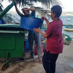 Xử lý vấn nạn rác thải trong nuôi trồng thủy sản