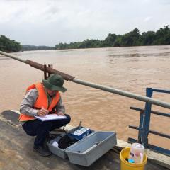 Diễn biến chất lượng môi trường nước vùng nuôi tôm nước lợ khu vực phía Bắc, Nam Trung Bộ và ĐBSCL trong 6 tháng đầu năm 2021