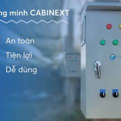 Tủ điện CABINEXT - Người nuôi tôm có cần mua không?