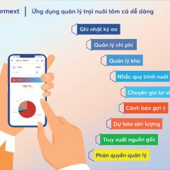 Tính năng và lợi ích khi sử dụng Farmext app