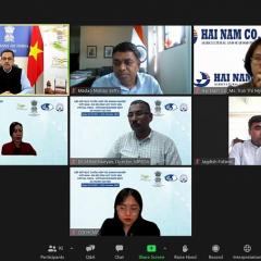 Các doanh nghiệp thủy sản Ấn Độ - Việt Nam tăng cường hợp tác
