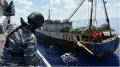 Ngư dân Việt Nam bị cảnh sát biển Indonesia và Campuchia bắt