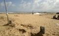 Cảng cá Phường 6 bị cát bồi lấp nặng