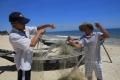 """Cá """"tử thần"""" nhiều chưa từng thấy tại vùng ven biển TT-Huế"""