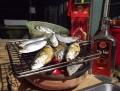 Về quê biển Phú Vang ăn cá trích nướng