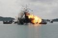 Indonesia đánh chìm sáu tàu đánh bắt cá của Việt Nam