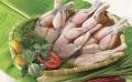 Giải trình về sản phẩm đùi ếch xuất khẩu vào Singapore