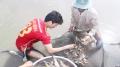 Giá tôm càng xanh ở Trà Vinh giảm mạnh