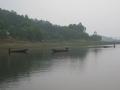 Trắng đêm rình bắt cá khổng lồ trong hồ Cấm Sơn