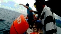 Lắp đặt phao bù bảo vệ rạn san hô