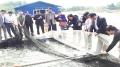 Bắc Giang: Thành công mô hình nuôi cá chép giòn trong lồng
