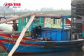 Cẩm Lộc mùa câu cá đuối