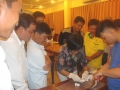 Trà Vinh: Tập huấn kỹ thuật nuôi, quản lý dịch bệnh trên cá lóc