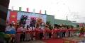 Công ty TNHH công nghiệp thủy sản Miền Nam tài trợ đưa điện về cồn Sơn