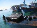 Tràn dầu biển Quy Nhơn: Thủ phạm đề xuất bồi thường