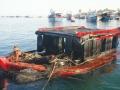 """Phát hiện """"nghi phạm"""" gây tràn dầu ở Quy Nhơn"""
